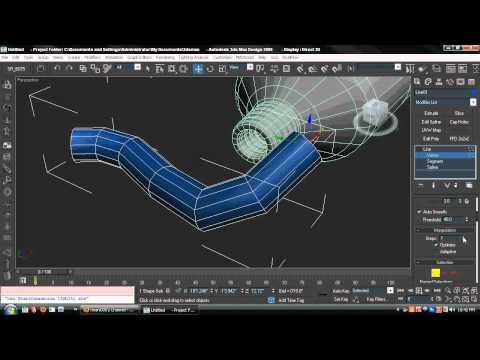 3dsmax - Simple Paste  Animation
