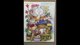 670 Nice Little Town Coloring Book Review Free