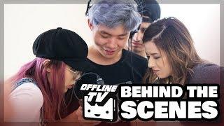 Behind the Scenes - Offline TV Vive Game Trailer | HTC x OfflineTV