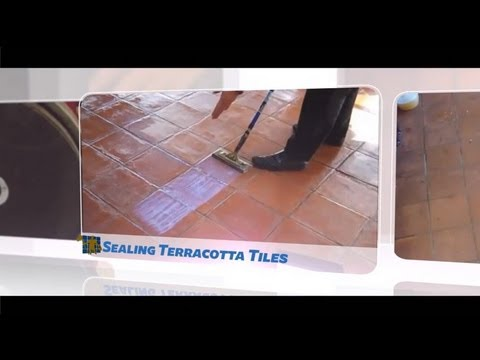 Sealing Terracotta Tiles - Terracotta Tile Cleaning Canberra
