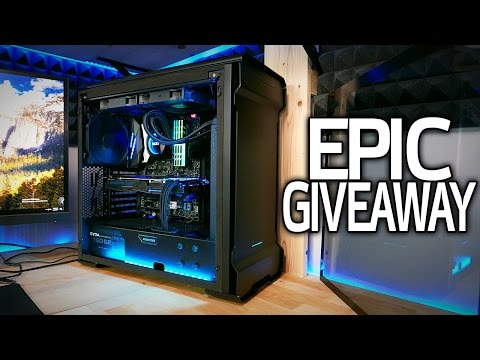 Giving Away the $2700 RGB Build to Celebrate 500K SUBSCRIBERS!
