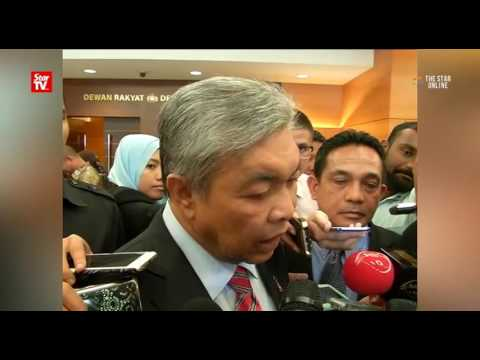 Zahid: China's investments won't compromise Malaysia's sovereignty