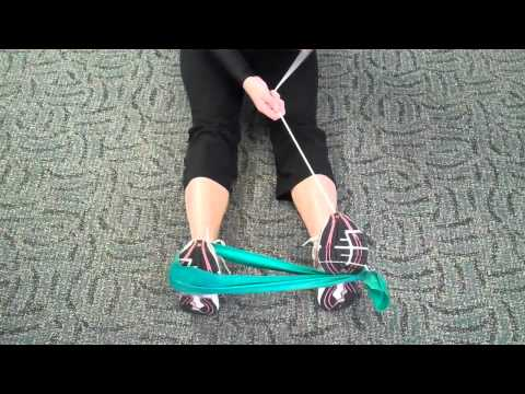 Foot Arch Strengthening Exercises