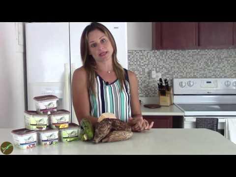 Viande Foods- Beneficios de la Yautía & Malanga