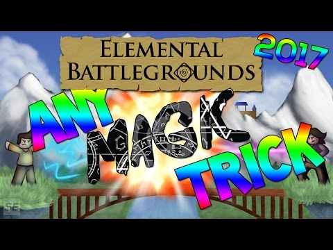 ROBLOX | Elemental Battlegrounds ANY MAGIC CHEAT! (PATCHED) (2017) (CHEAT ENGINE)