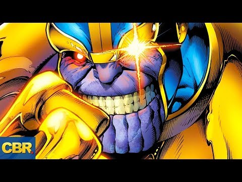10 SECRETS Marvel Is Hiding About THANOS