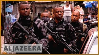 Download Police violence worsens in Brazil's poor neighbourhoods Video