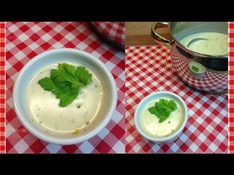 Homemade Cream of Celery Soup Recipe ~ How To Make Cream of Celery Soup ~  Noreen's Kitchen