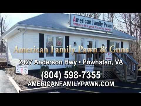 Pawn Shop, Gun Shop in Powhatan VA 23139