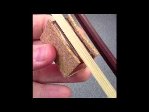 How to apply violin rosin