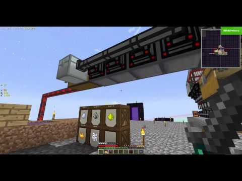 Sky Factory 2.5 - Episode 34 - Lots of Rubber
