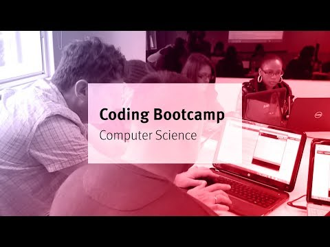 City, University of London: Computer Science - Coding Bootcamp