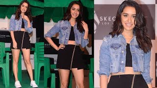 Shraddha Kapoor Launches Skechers Street Los Angeles New Skechers Shoes