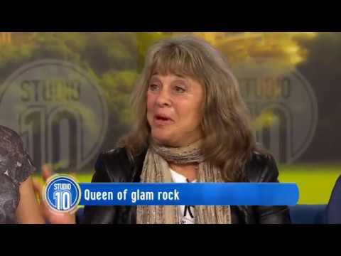 Suzi Quatro: Queen Of Glam Rock | Studio 10