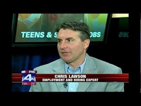 Chris Lawson featured on Fox 4 News