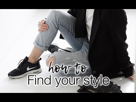 How to find your style in 5 steps | The effortless style series #7