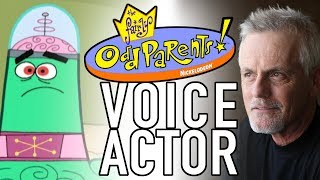 Fairly OddParents - Behind the Voices: Mark Chang