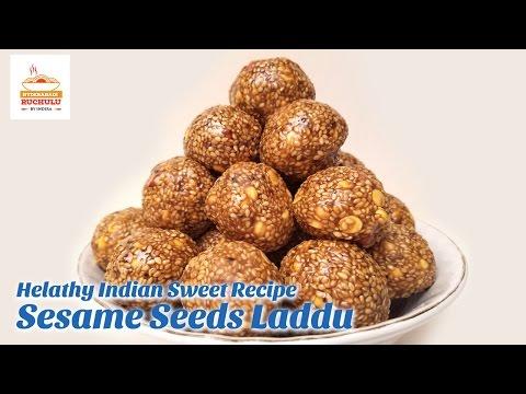 Telangana Sankranti Special  Nuvvula Laddu | Sesame Seeds Ladoo | Indian Festival Sweet Recipes |