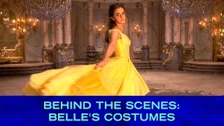 Beauty and the Beast Wardrobe by Jacqueline Durran | Disney Style