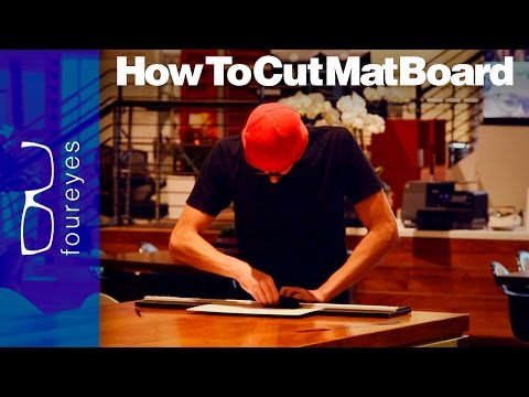 How To Cut Mat Board - Tips