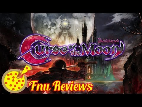 Fnu Reviews: Bloodstained Curse of the Moon