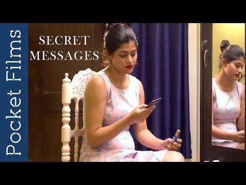Xxx Mp4 Wife Discovers Her Husband's Secret Affair Hindi Short Film Secret Messages 3gp Sex