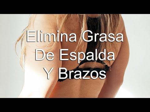 Elimina Grasa De Espalda Y Brazos (Subliminal)