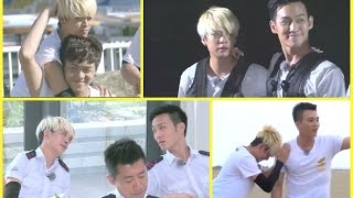 [MV] AMBER 엠버 and the boys of Top Fly (Top Gun) 壮志凌云 (eng sub)