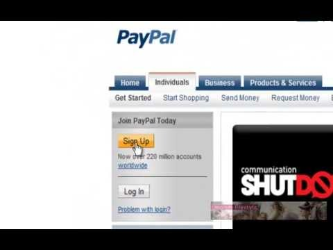 How To Sell on eBay - PayPal