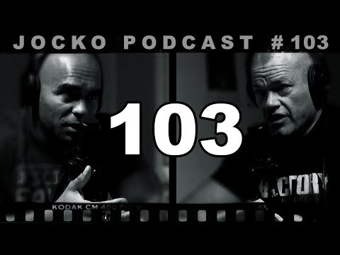 Jocko Podcast 103 w/ Echo Charles - Human Will is a Super Power.