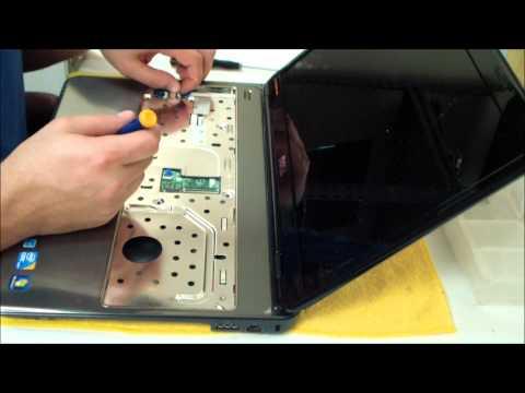 Dell Inspiron N5010/15R/P10F DC Power Jack Repair