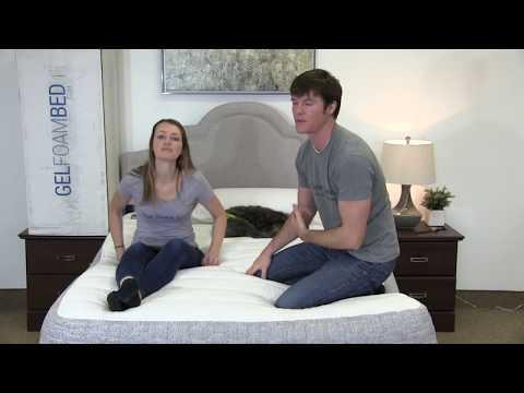 Gel Foam Bed Miranda 12