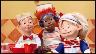 Cooking By The Book Lazy Town