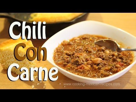 How To Make Chili Con Carne The Delicious Way