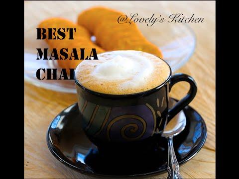 Best Masala Chai/Indian Masala Tea/Banarasi Chai from Lovely's Kitchen
