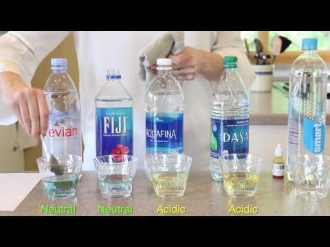 Bottled Alkaline Water Ionizer Machine PH Testing