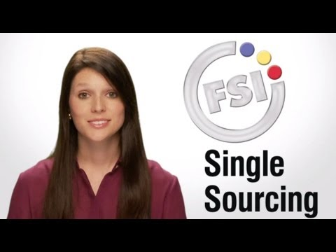 FSIoffice Single Sourcing
