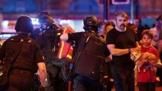 Nigel Farage: Manchester blast