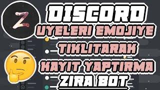YAGPDB Role Menu - Discord React Role - 2019 - myvideoplay