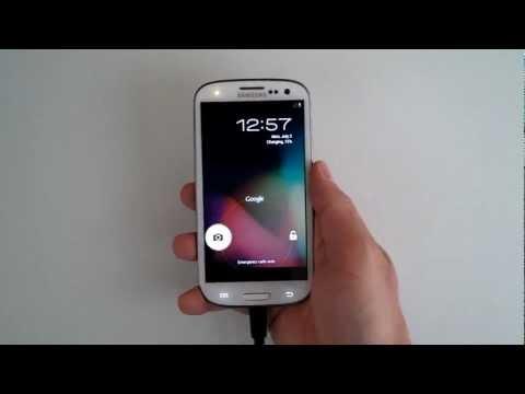 Samsung Galaxy S3 - 4.1 Jelly Bean