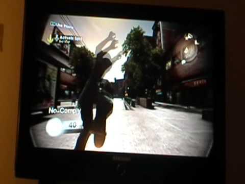 No comply tutorial Skate 2