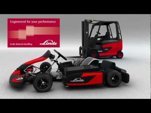 Electric kart: world record with Linde E1