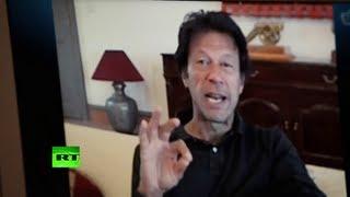The Julian Assange Show: Imran Khan (E9)