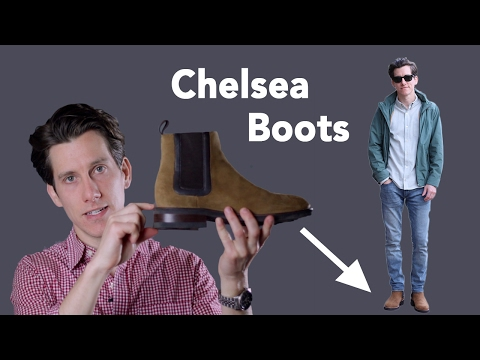 Do Chelsea Boots Make You Look TALLER?