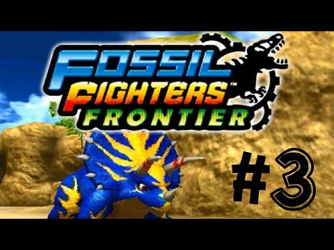 Fossil Fighters: Frontier Nintendo 3DS The Little Vivosaur! Walkthrough/Gameplay Part 3 English!