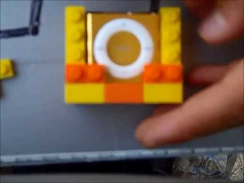 Lego iPod Shuffle Case
