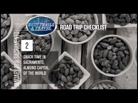 Best Trails & Travel Road Trip Checklist - 01