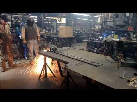 Cutting Mounting Arm for Dozer Brush Rake