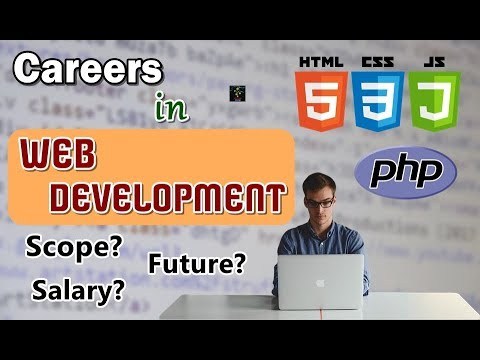 [HINDI] Careers in Web Development | Scope, Future and Salary | Everything You Need to Know