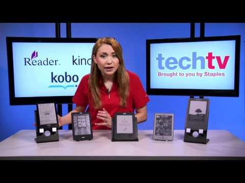 E-Reader Comparison - Which eReader is right for you?
